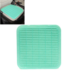 Plastic Breathable Massage Car Seat Cushion Cool Summer Mat Auto Home Chair Cover