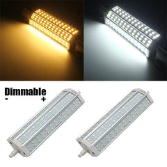 Dimmable R7S 15W 78 SMD 2835 LED Pure White Warm White Replace Halogen Light Corn Bulb AC85-265V