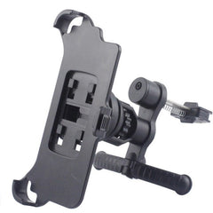 360 Degree Rotating Auto Car Stand Holder For Apple iPhone 5 5G Black