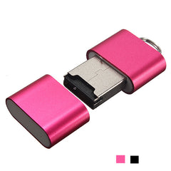 Mini High Speed USB 2.0 Micro SD TF T-Flash Memory Card Reader