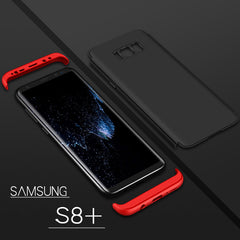 Bakeey™ 3 in 1 Double Dip 360° Full Protection Hard PC Cover Case for Samsung Galaxy S8 Plus 6.2''