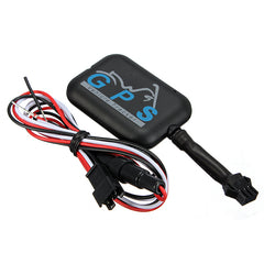 GSM/GPRS/SMS LBS Real Time Anti-theft Vehicle Bike Tracker Device