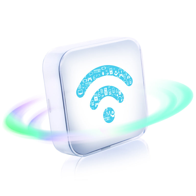 Box Link Charm Router No Passwords No Configuration Required Securely Access WiFi with A Simple Tap