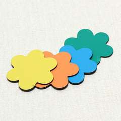 Flower Type Fridge Magnet Science & Discovery Toys