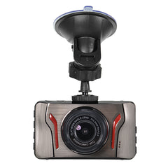 Oncam T611 Generalplus Chip Full HD 1080P 3 Inch 4G Lens Car DVR Parking Monitor Night Vision