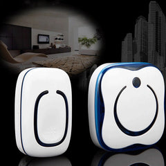 Waterproof Wireless Cordless Home Digital Doorbell Plug-in Door Chime 36 Music Doorbell