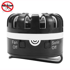 GreatHouse Electric Sonic Wave Mosquito Repeller Outdoor Garden Portable Anti-mosquito Dispelle