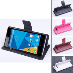 Flip Leather Magnetic Protective Stand Case For DOOGEE TURBO Mini F1