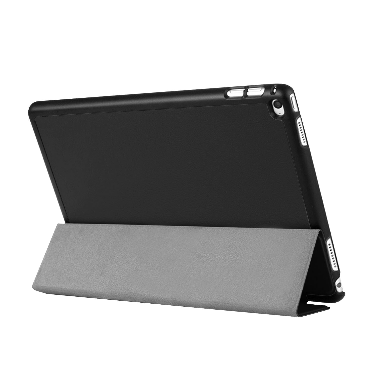 Tri-Folded Magnetic PU Leather Case Smart Cover Stand For Apple iPad Pro 12.9