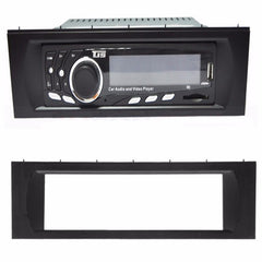 Car Stereo Panel Plate Fascia Facia Surround Radio Adaptor Trim For AUDI A4
