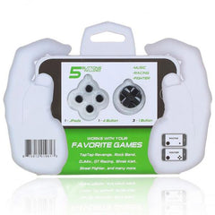 Touchscreen Game Controllers Joypad Joystick Buttons For iPhone 4 4S