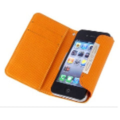 iPhone4/4S multifunction leather cover