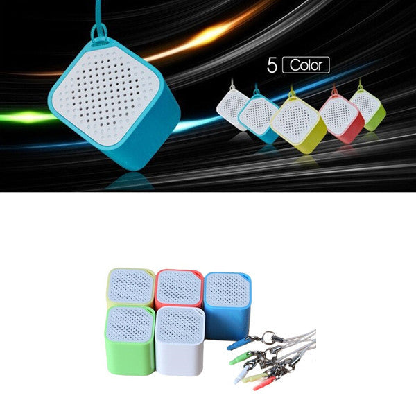 Bluetooth Speaker With Anti-Lost-Remote Shutter Mini Music Player