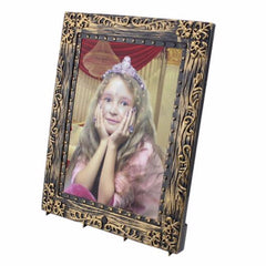 Halloween Decoration Acoustic Emitting Terrorist Color Girl Magic Picture Frames