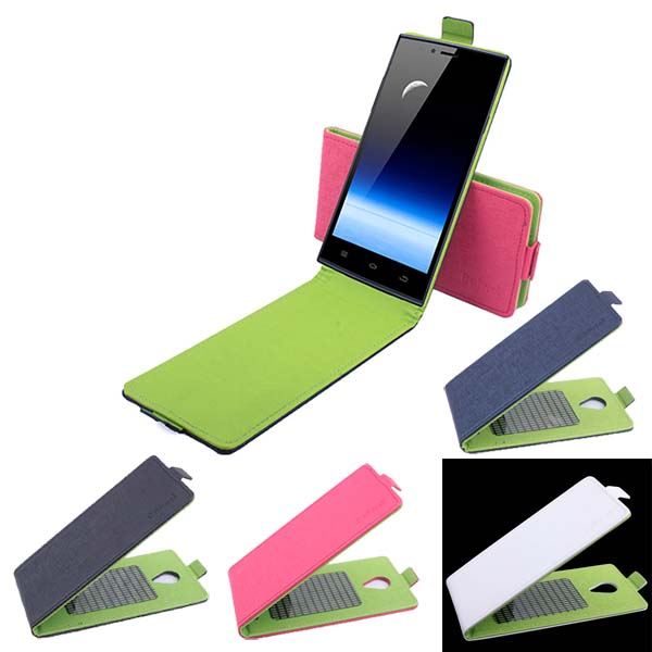Flip Magnetic PU Leather Protective Case For ThL T6s T6 Pro