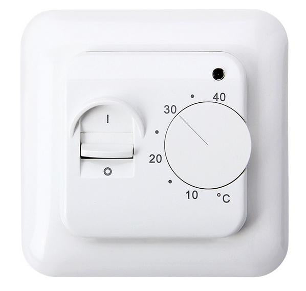 Wil je alles weten over Mechanical Thermostat 16A 230V AC Wall Floor Thermostat With Sensor Cable Room Heating Cooling Control Home Automatic Temperature Control System? Hier lees je alles over Home Automatic Kits