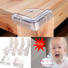 10 Pcs Baby Kid Safety Anti Crash Table Corner Protector Cushion Pad