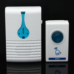 32 Music Chime Wireless 100M Range Digital Elegant Home Doorbell