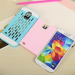 Dual Color Protective Case For Samsung Galaxy i9600 S5