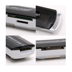 USB 2.0 All in 1 Memory Multi-Card Reader SDHC MS/SD/TF