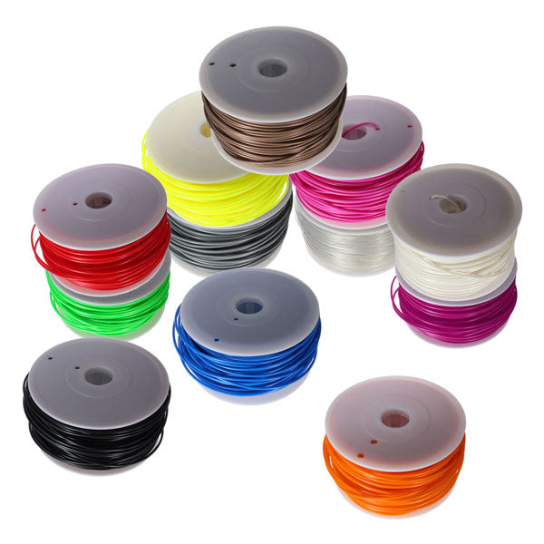 3mm 3D Printer PLA Filament For Mendel Printrbot Reprap Prusa