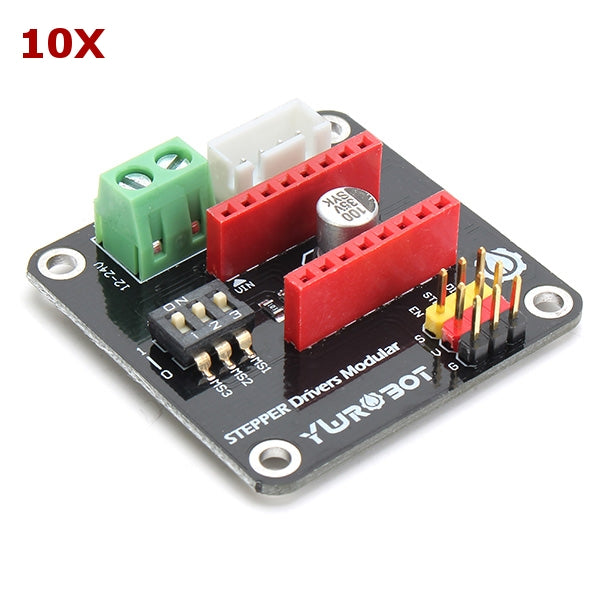 10pcs 3D Printer 42 Stepper Motor Drive Expansion Board 8825-A4988