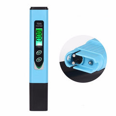 TDS-966 Digital ATC Pen-type TDS Meter Aquarium Water Total Dissolved Solid Tester 0~9990ppm