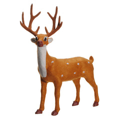 Sweets Cloth Elk Merry Christmas Decoration Ornaments