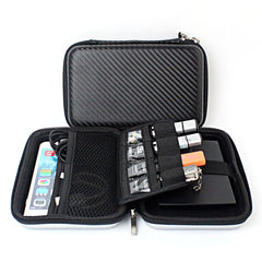 EVA Shockproof HDD SSD Hard Drive Disk Carrying Case Pouch Bag Storage Holder