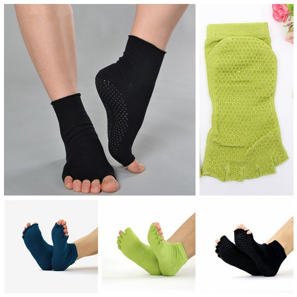"""Wil je alles weten over Yoga Socks Cotton Sports Exercise Pilates Massage Sock? Hier lees je alles over Personal Care Supplies Yoga """"Health & Beauty"""""""