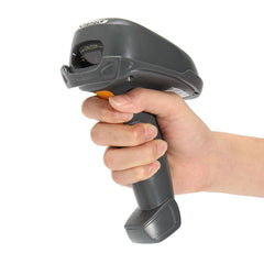 Handheld Phaser Wireless Barcode Scanner USB 15 Silicone Keys for Mac Windows