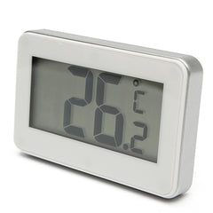 Digital LCD Refrigerator Freezer Thermometer With Stand Hanging Hook