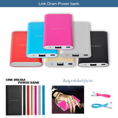 Link Dream 5600mAh Power Bank External Battery For iPhone