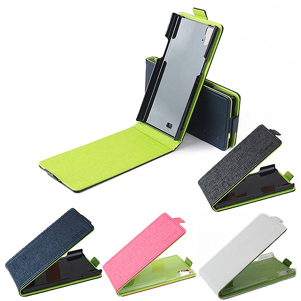 PU Leather Protective Case For ThL T100s