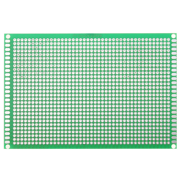 120x80mm Universal Single Side PCB Board Rectangle DIY Prototyping Circuit Board