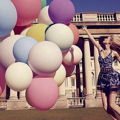 36 Inch Big Size Latex Balloon Photo Prop Wedding Party Decoration
