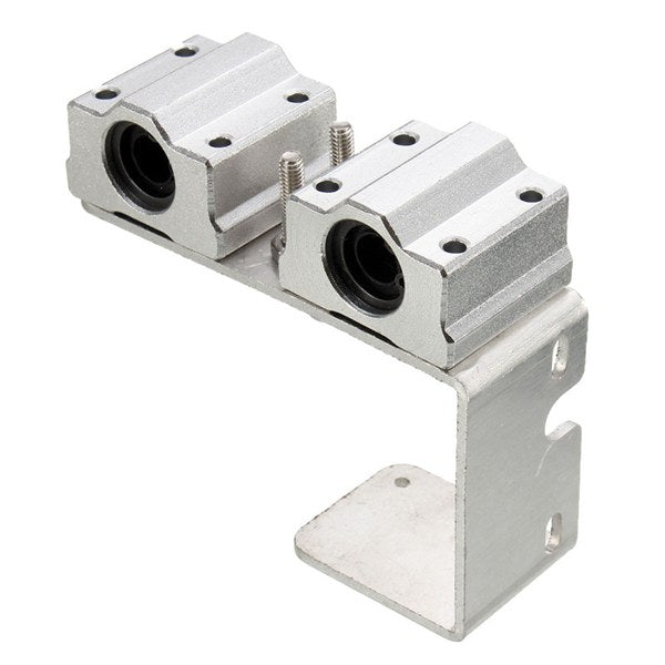 3D Printer Printing Head Extruder Carriage Aluminum U-shaped Fixed Base