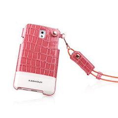 KASHIDUN V Plus Series Synthetic Leather Case for Samsung Galaxy Note 3