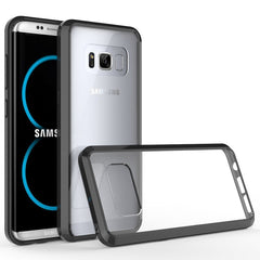 Air Cushion Corners Transparent TPU Acrylic Case For Samsung S8 Plus