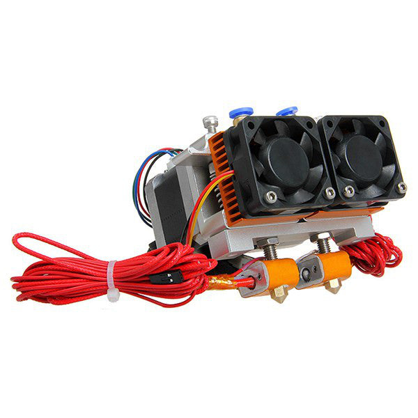 Geeetech® 3D Printer MK8 Dual Extruder Two-color Extrusion Nozzle