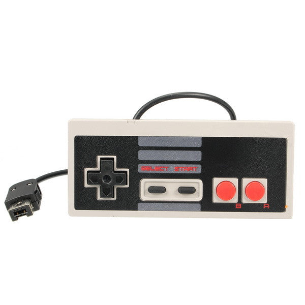Mini Classic Controller For Nintendo NES Controller Super Mario With 1.8 Cable