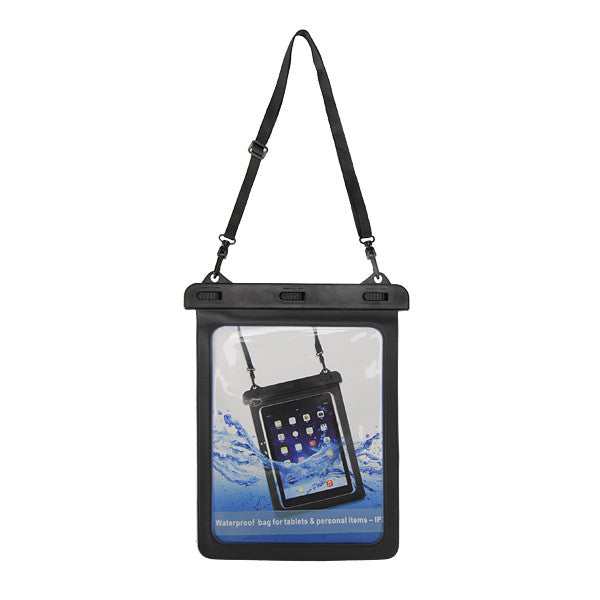 PVC Touch Screen Portable Case Waterproof Bag For iPad Air 2 Mini 7-11 Inch Tablet