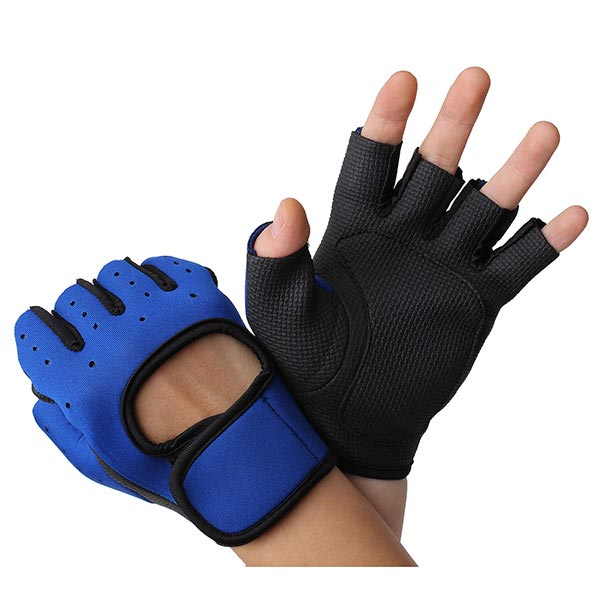 Wil je alles weten over Sport Gloves Gym Weight Lifting Anti Slip Gloves? Hier lees je alles over Fitness Wellness