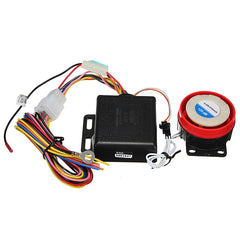 Motorcycle Anti Theft Device Alarm Bm-338 with Remote Control