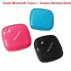2 in 1 Smart Bluetooth Tracer And Camera Remote Shutter For iPhone