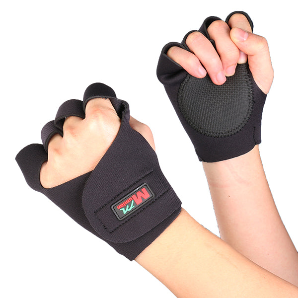 Wil je alles weten over Mumian F01 Cycling Gym Fitness Training Half Finger Sports Gloves – 1 Pair? Hier lees je alles over Fitness Protective Gear Sports & Outdoor