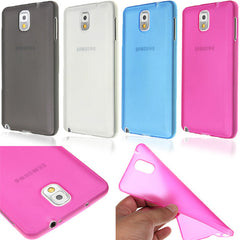 0.3mm Matte Ultra Thin Soft Case for Samsung Galaxy Note 3 N9000
