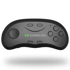 VR Shinecon Wireless Gamepads 3D Games Bluetooth Remote Controller for iOS Android PC TV