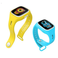 A6 GSM Touch Screen Kid Smart Watch Locator Anti Lost Support Call Track SOS for iPhone Android