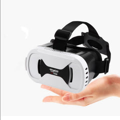 VR 3D Virtual Reality Case 360 Degree View Angle Glasses Game Movie For iPhone Sumsang 4-6 Inch